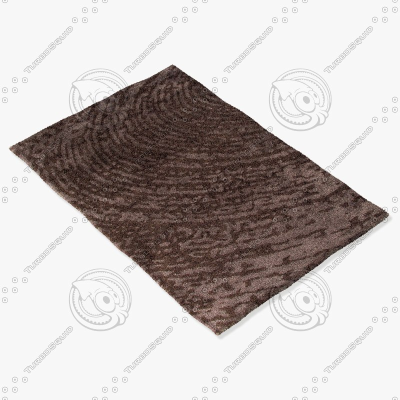 jaipur rugs cln07 3d model