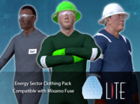 Energy Sector Clothing Package
