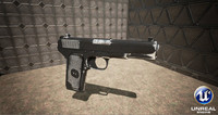 Tokarev TT pistol