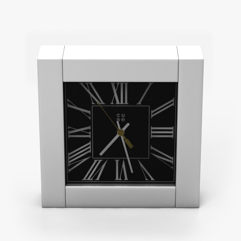 classic alarm clock 3ds