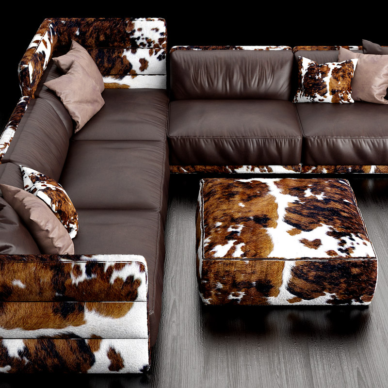 sofa wafer dandy 3d max