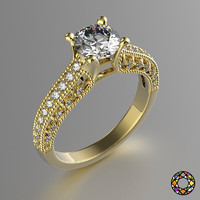 Engagement ring 0064