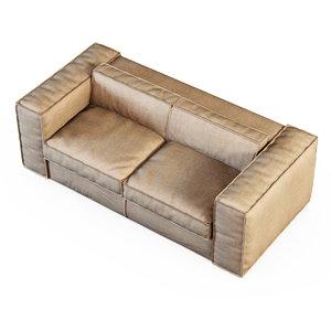 3d sofa martin model