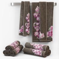 obj towel cloth