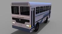3d bus leyland