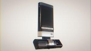 3d model of rs black box b1n