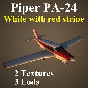 piper wre 3d max