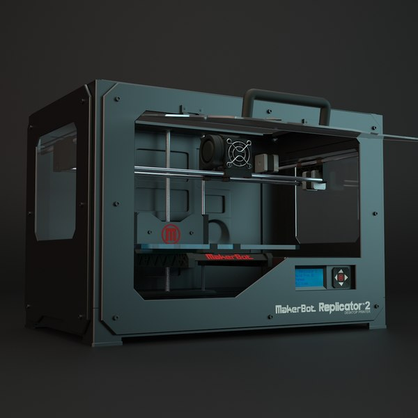 printer modeled max