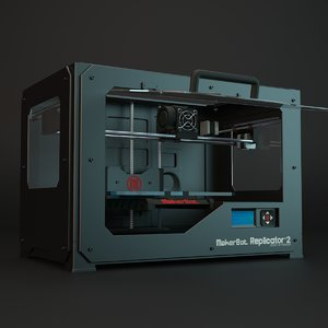 printer modeled max