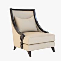 Christopher Guy Celestial Accent Chair 60-0079