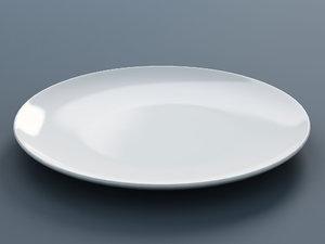 plate c 3d model