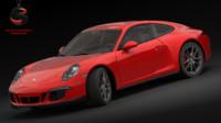 Porsche 911 Carrera 4 2015