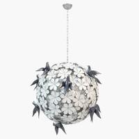 max visionnaire acanthus chandelier ipe