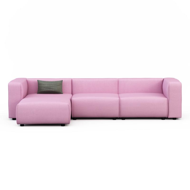 sofa new spring 3d model