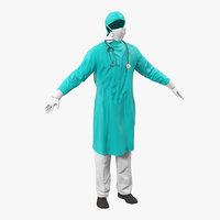 surgeon dress max