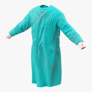 max surgeon dress 8 modeled