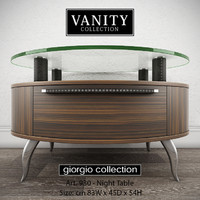 GIORGIO COLLECTION Vanity Art 930 Night