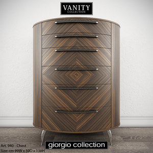 3d giorgio vanity art 940 model