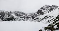 Tatra Mountains - View from Czarny Staw