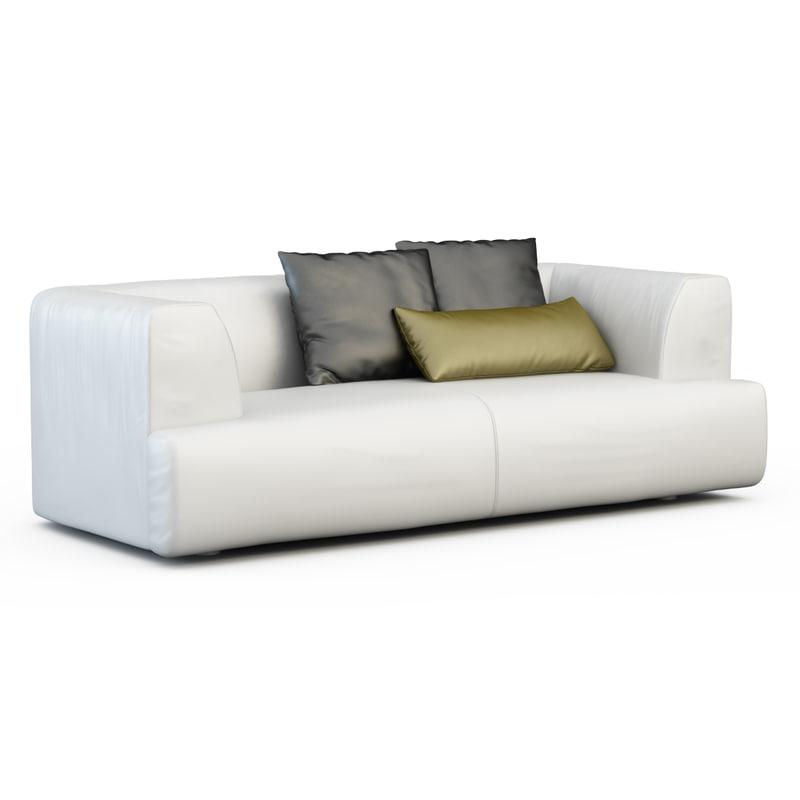 3d sofa norma