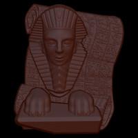sphinx 001 3d obj