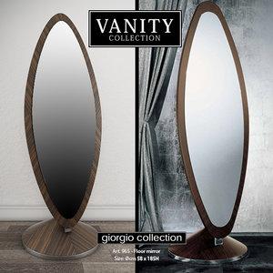 3d giorgio vanity art 965
