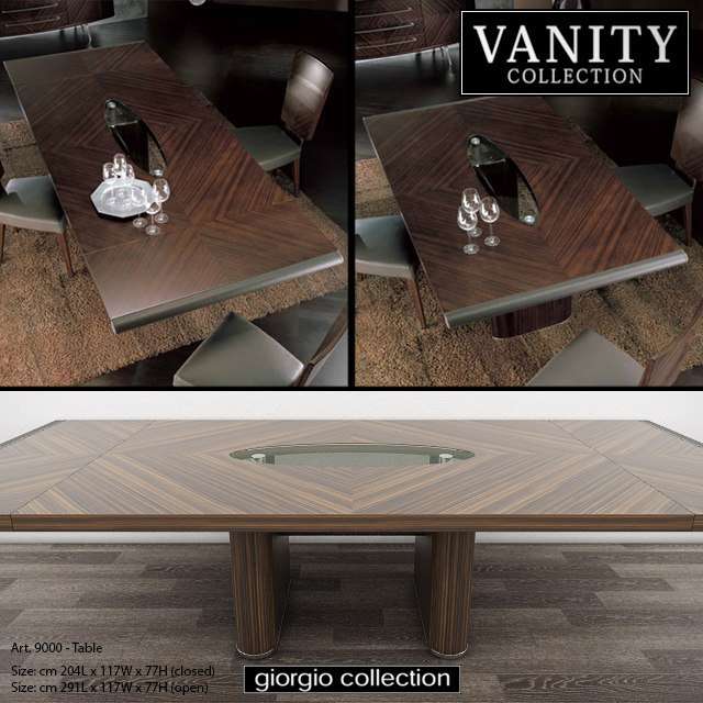 3d obj giorgio vanity art 9000