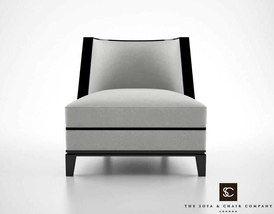 3d sofa chair company sloane