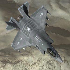 lwo f35b fighter jsf marine corps