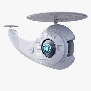 max drone robot