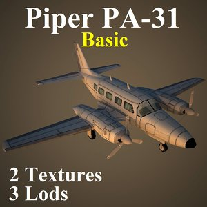 3d piper basic