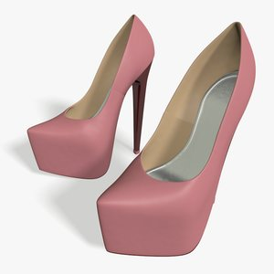 cinema4d platform pumps
