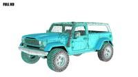 3ds max concept jeep grand
