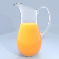 Juice Pitcher 2