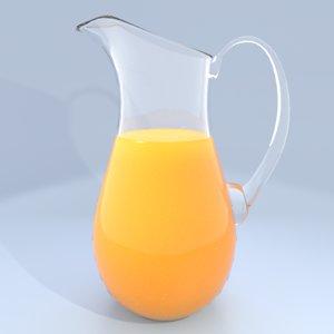 3d model 2 juice