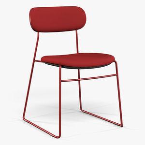 maya modus plc wire chair