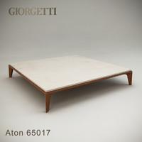 giorgetti aton 65017 3d model
