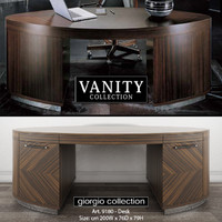 GIORGIO COLLECTION Vanity Art 9180 Desk