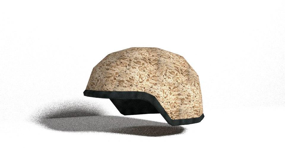 helmet 3ds