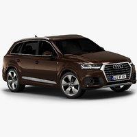 2016 Audi Q7 (Low Interior)