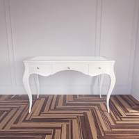 poema scrittorio table moda 3d 3ds