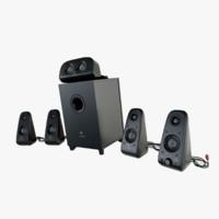 smax speakers z 506