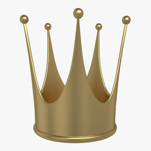 max cartoon crown