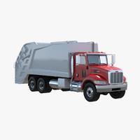 Garbage Truck 348