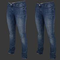 Jeans Female