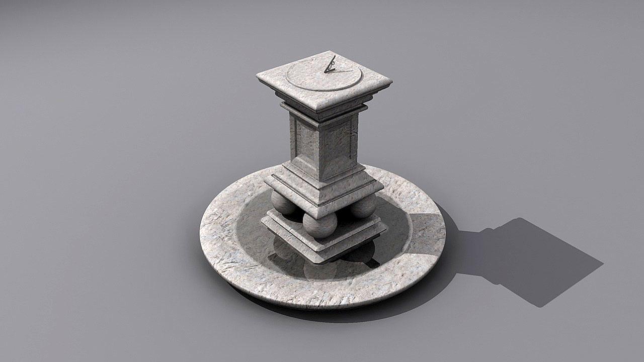 max stone sundial