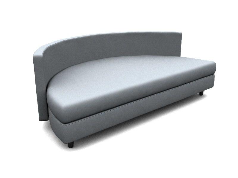3d model realistic sofa
