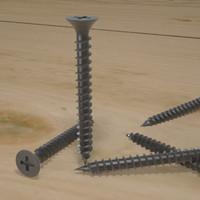screw drywall