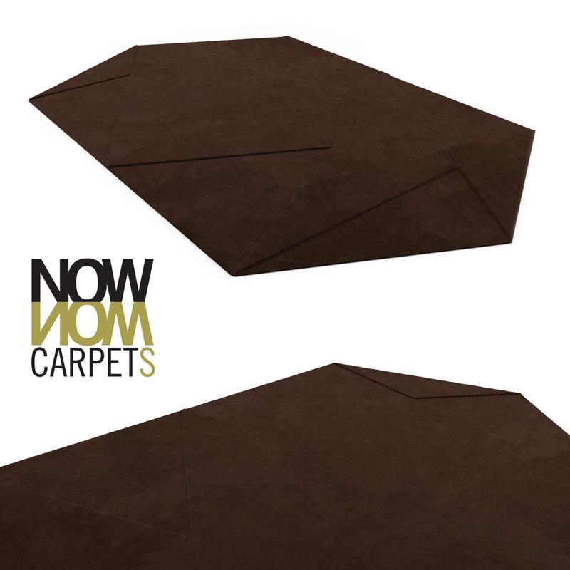 3d model carpets mire