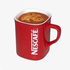 cup nescafe max